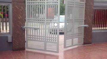 Thiết kế cổng tự động bền đẹp
